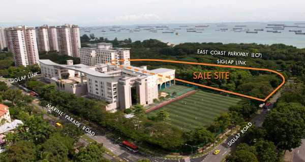 The Seaside Residences East Coast Park View