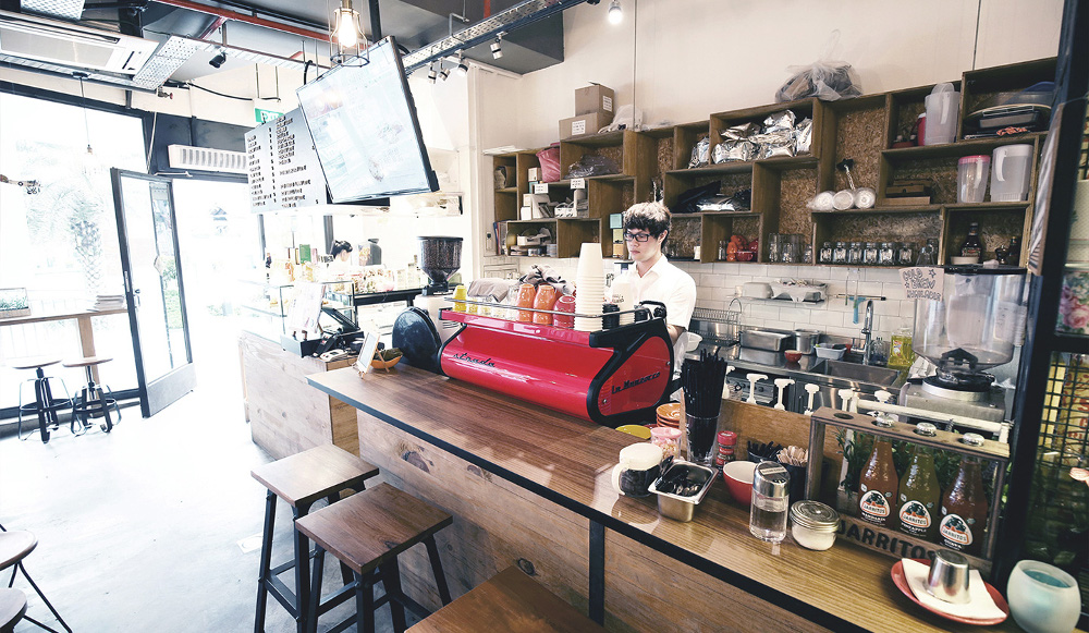 Seaside Residences Siglap Craftsmen Speciality Coffee